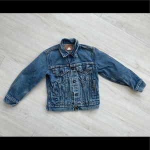Vintage Levi's trucker jacket denim 12